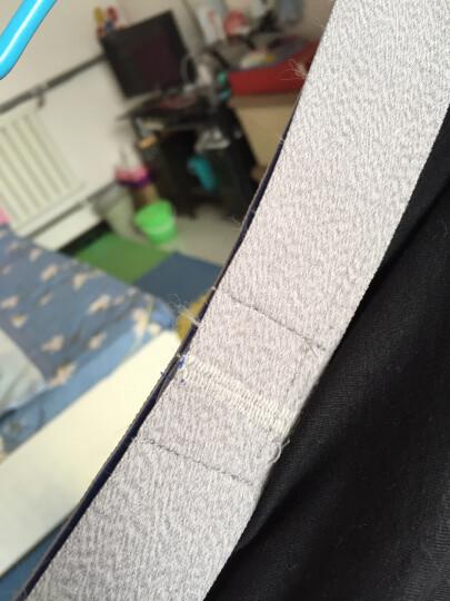 南极人(Nanjiren)男士内裤男平角裤精梳棉4条装中腰u凸男式短裤头四角男内裤 纯色款 XXXL 晒单图