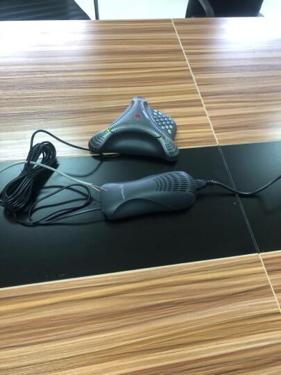 宝利通Polycom音频会议终端总裁电话机VoiceStationVS300 高保真扬声器经济型 适合10-30㎡小型会议室 晒单图