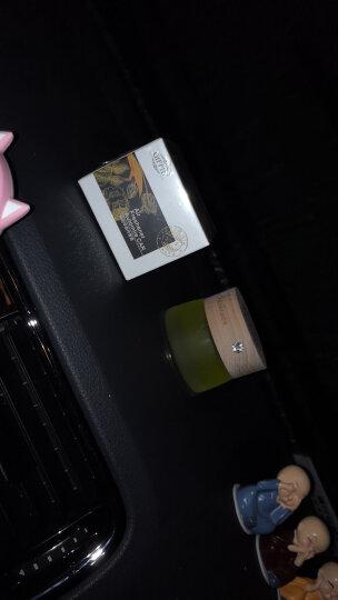 简非车载香水固体香膏汽车用品持久淡香氛车内空气清新剂男士专用除味桂花香薰装饰摆件 柠檬正装2瓶 晒单图