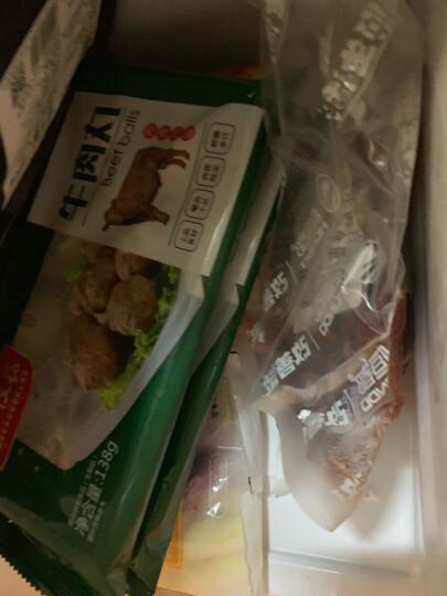 澳门豆捞 牛肉丸 138g 8只装(2件起售)火锅丸子 烧烤食材 晒单图