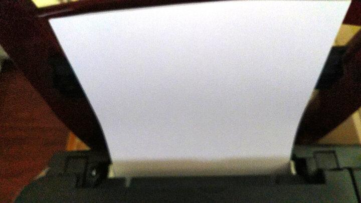 得力(deli)莱茵河 80g A4 复印纸 中高档打印纸 500张1包 单包装 晒单图