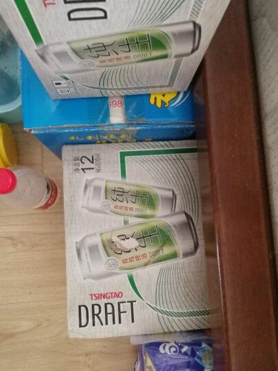 青岛啤酒(TsingTao)白啤500ml*10听 礼盒装 精粹麦香 古法精酿 贵族啤酒 晒单图