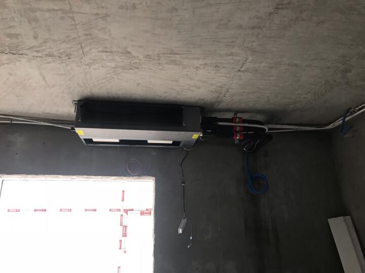 美的(Midea)中央空调风管机一拖一冷暖直流变频家用WiFi智能家电GRDT2W/BP2N1-TR 1匹 晒单图