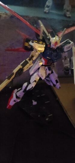 万代(BANDAI)高达模型 RG敢达拼装玩具 1/144 系列 RG 03 空战强袭【送支架】 晒单图