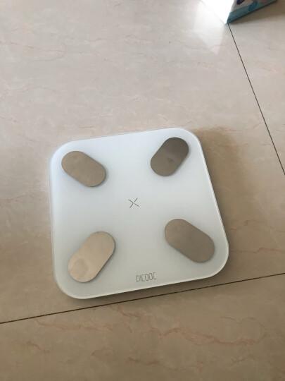 【家庭版 Mini Pro】有品(PICOOC)家用成人健康体脂秤 加大电子秤智能蓝牙APP减肥秤精准称体重脂肪测量仪 晒单图
