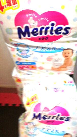 花王(Merries)妙而舒 纸尿裤 S88片 4-8kg 新老包装随机发货 晒单图