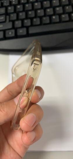 亿色(ESR) 苹果x/xs手机壳iPhonex/xs保护套 防摔透明硅胶壳潮 抖音同款个性图案  苹什么系列-瞌睡熊 晒单图