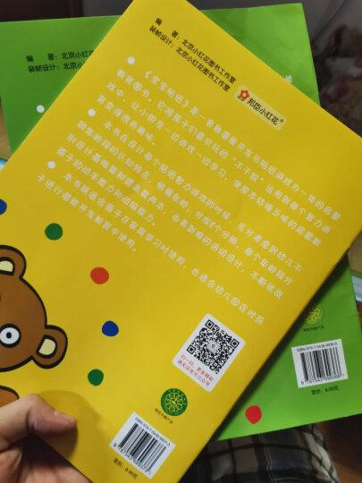 邦臣小红花·2-5岁幼儿益智泡泡贴纸(套装全4册) 晒单图