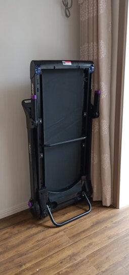 伊尚(Esang)家用超静音跑步机2019时尚新款一体成型可折叠免安装室内小型健身器【顺丰送货上楼】 白色 晒单图