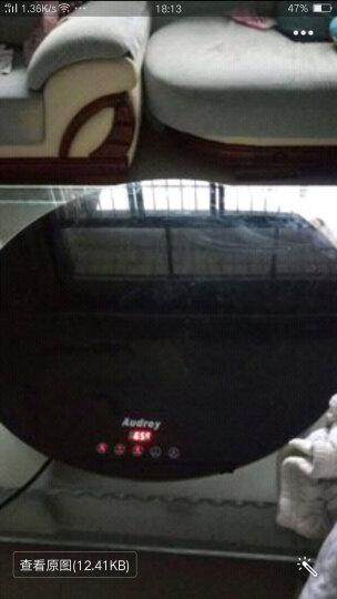 乐创(lecon)展示柜冷藏饮料柜保鲜柜立式冰箱商用冰柜啤酒柜 点此选款【黑红色三门918升2~10°】 晒单图