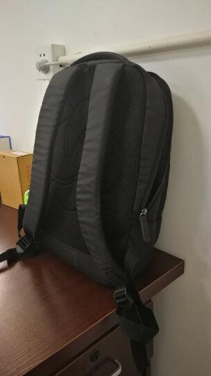 新秀丽(Samsonite)双肩包电脑包MacBook苹果联想笔记本15.6英寸 BU1黑色 晒单图