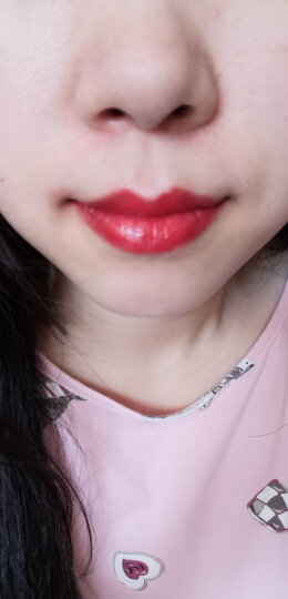 美宝莲 MAYBELLINE 小灯管绝色持久唇膏 纵情耀系列SPK22 玫瑰豆沙色 3g(滋润保湿显色) 晒单图