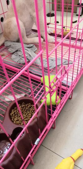 喜帅 宠物玩具 耐咬球型套装 磨牙咬胶 EVA材质 哈士奇金毛训练互动大型犬狗狗玩具 晒单图