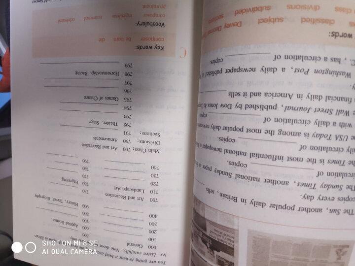 英语听力入门3000学生用书(全4册) 晒单图