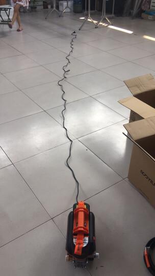 亿力YILI家用洗车机高压清洗机洗车泵洗车器4420 1300W感应电机 晒单图