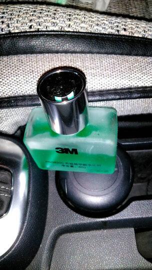 3M 汽车除味剂 新车内除味除甲醛净化空气清新剂 可替车用竹炭包活性碳包去异味用品 PN38200 两瓶 晒单图