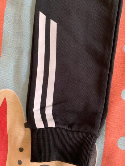 俞兆林(YUZHAOLIN)童装儿童卫衣套装男女童套装上衣宝宝卫裤学生运动裤幼儿园园服 小帆船2-灰色 90CM 晒单图