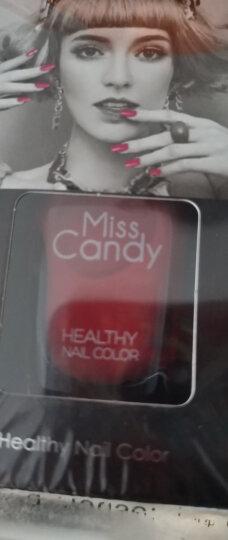 MissCandy健康美甲 可剥可撕指甲油 强韧护甲 护理甲油 加钙护甲底油MC04 晒单图
