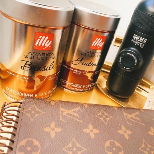 意大利进口 意利(illy) 阿拉比加精选咖啡豆(巴西)250g 晒单图