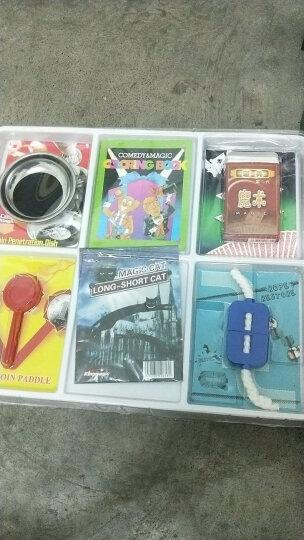 魔术道具套装大礼盒小学生变魔术魔术帽魔法棒8岁10岁6男孩小孩子新年生日礼物儿童玩具成人版解压小礼品 【月光宝盒】视频教程+手提袋+30道具+60种玩法 晒单图