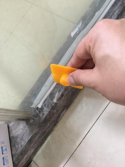 安泰(antas)免钉胶 无甲醛玻璃胶 防水密封胶 瓷砖背胶 厨卫五金挂件金属木头镜子强力型胶水 环保无味 晒单图