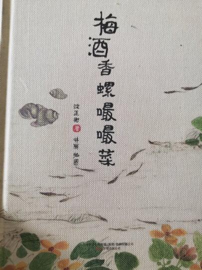 知味系列:梅酒香螺嘬嘬菜(手绘、美食、饮食、文化、吃货) 晒单图