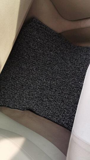 【入仓脚垫】固特异(Goodyear) 丝圈汽车脚垫 适用于2015-2020款别克威朗三厢专用脚垫 飞足plus系列17mm黑色 晒单图