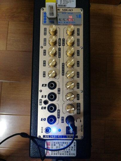 米高(MIGAO)米高MG832A户外乐器二胡音响 萨克斯笛子电吹管吉他演奏伴奏音箱挎包式监听消音 832A款套餐三 音响+新款无线麦 晒单图