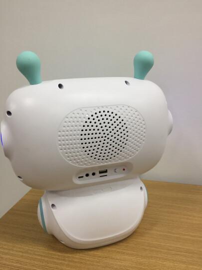 诺巴曼(NuoBaMan) 9英寸超清触屏H3人工智能机器人学习机器人早教机3-12岁教育儿童机器人 9英寸儿童智能机器人学习机(蓝色) 晒单图