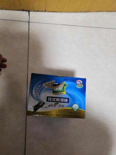 绿驰衣柜衣服可挂式除湿袋 特惠5袋装干燥剂防潮剂 室内房间吸潮桶抽吸湿盒器防霉包(限量) 晒单图