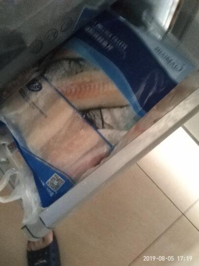 海天下 原装进口冷冻越南巴沙鱼柳 ASC认证 200g 1条 袋装 自营海鲜水产 晒单图