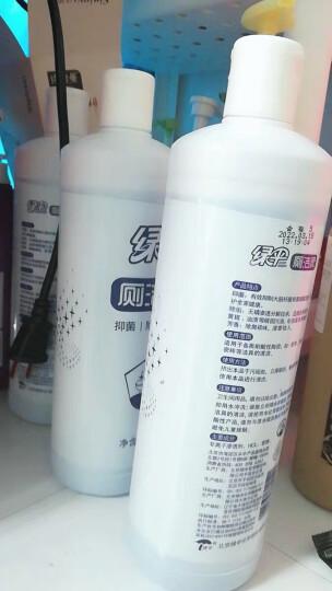 绿伞 洁厕灵800g*4瓶 洁厕液 洁厕剂 厕所去味马桶清洁剂洁厕宝洁厕精 晒单图