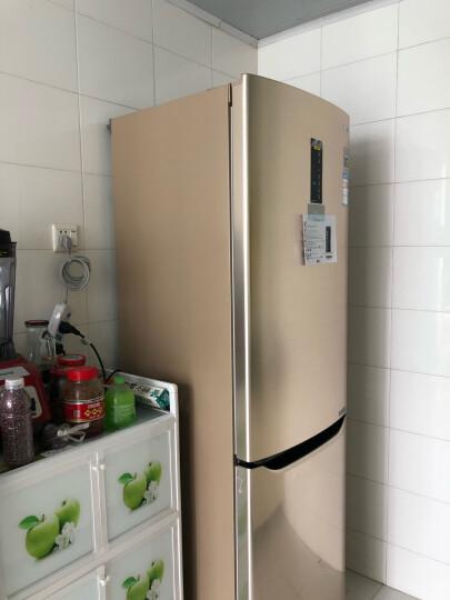 LG 329升大容量线性变频风冷无霜双门冰箱  宽幅变温 故障智能检测 亚金色 GR-M32PNVQ 晒单图