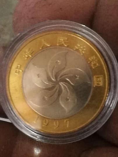 广博藏品  中国人民共和国建国纪念币  成立流通纪念币 建国40周年和50周年两枚套装 晒单图
