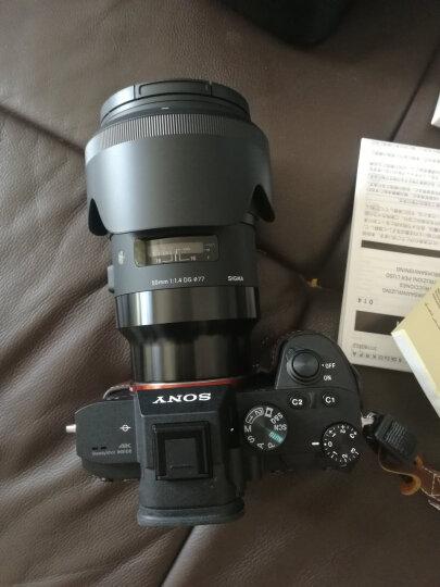 适马(SIGMA)ART 35mm F1.4 DG HSM 全画幅 大光圈定焦镜头 人像街拍夜景(尼康单反卡口) 晒单图