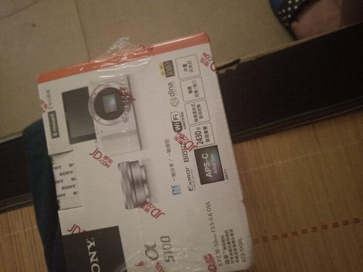 索尼(SONY)ILCE-5100L APS-C单镜头微单相机/照相机  白色( a5100L/α5100L) 晒单图