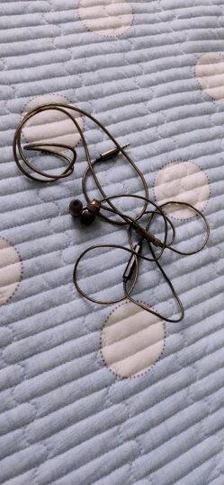 蛇圣(Holy serpent) H5耳机入耳式重低音手机魔音耳塞电脑小米华为通用型线控带麦K歌 亮黑色调音版-带麦 晒单图