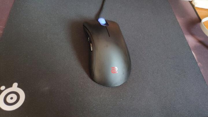 ZOWIE GEAR 卓威 奇亚 FK1+鼠标 有线鼠标 游戏鼠标 低背对称鼠标 卓威鼠标 CSGO鼠标 电竞鼠标 黑色 晒单图