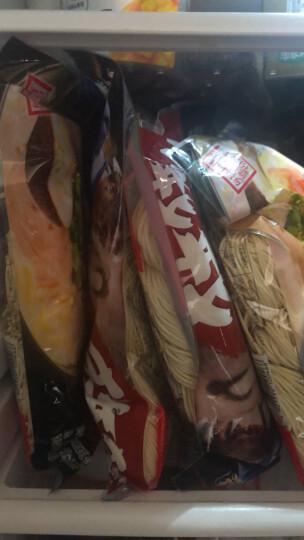 味千拉面 猪猪骨汤拉面(4人份)(半干面)610克 含料包 水煮型日式拉面 晒单图
