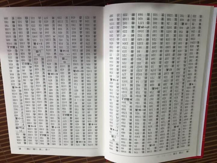 学生成语大词典(彩色本) 晒单图