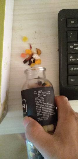 巴黎香榭花果茶水果茶网红果粒茶组合花茶包新鲜果片干手工洛神花果茶泡水喝的瓶罐装送礼盒包装 晒单图