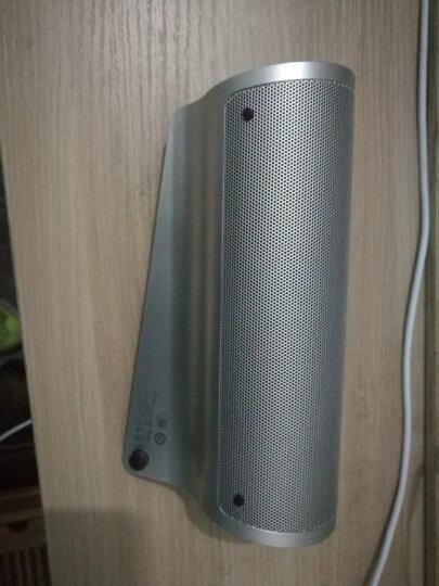 联想(Lenovo) BT500 无线蓝牙音箱 HIFI音响 扬声器NFC低音炮 便携免提通话 银色 晒单图