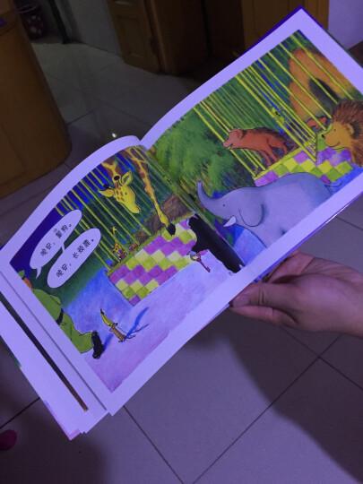 凯迪克金奖绘本:夜色下的小屋 (爱心树童书) 晒单图