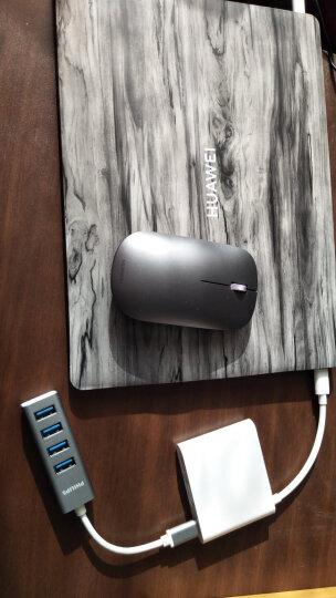 飞利浦 USB分线器3.0 USB扩展坞 Type-C转USB多接口转换器 苹果华为小米键盘鼠标电脑一拖四SWR1604B/93 晒单图