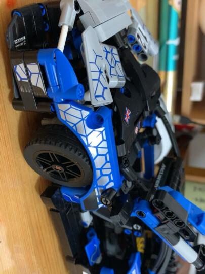 【乐高认证店】乐高积木机械组科技系列拼装玩具成人收藏模型 空中喷气飞机42066(小颗粒1151粒) 晒单图