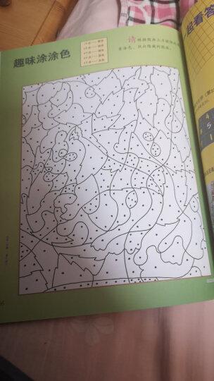 Highlights美国小学生经典数学游戏(全套共12册) 晒单图