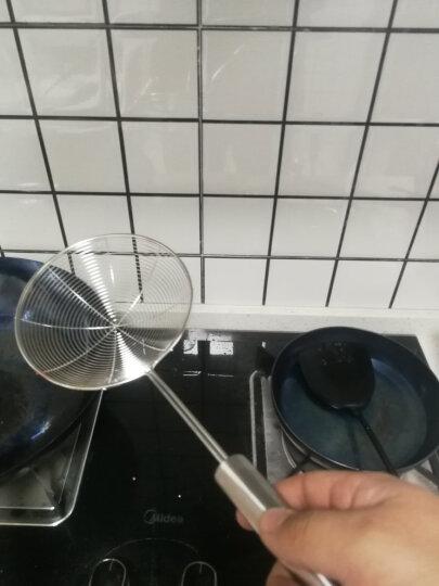 德国法克曼Fackelmann 漏勺漏网不锈钢过滤网笊篱油炸网中号16cm 5215181 晒单图