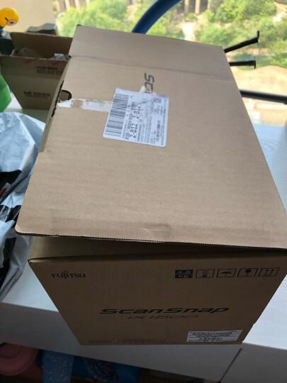 富士通(Fujitsu)ix500扫描仪A4高速高清彩色双面自动馈纸WIFI无线传输 晒单图