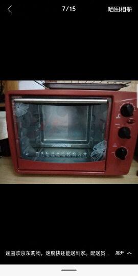 九阳(Joyoung) 家用多功能电烤箱 易操作精准温控60分钟定时 30升大容量KX-30J601 晒单图