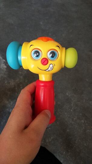 汇乐玩具(HUILE TOYS)767 逗乐变幻锤 益智玩具变幻锤子宝宝打地鼠玩具音乐益智电动1-2周岁六到九个月767 晒单图